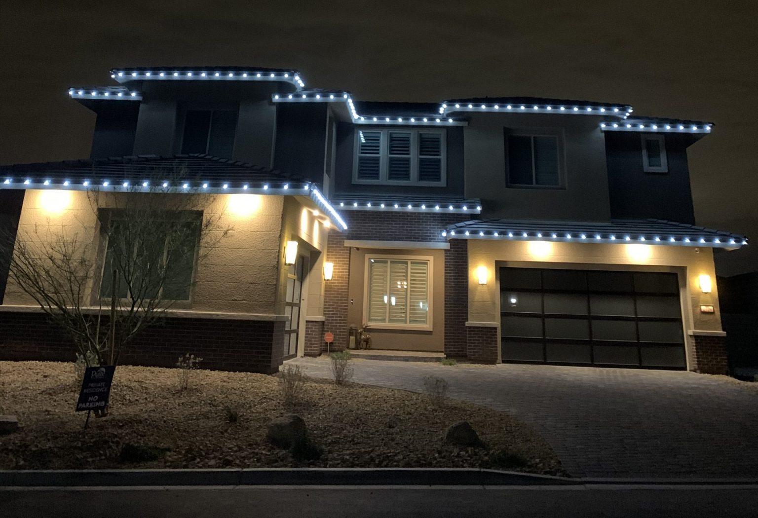 christmas light installation las vegas